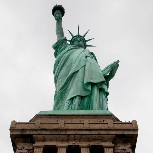 ETATS-UNIS - La Statue de la Liberté 017ba513