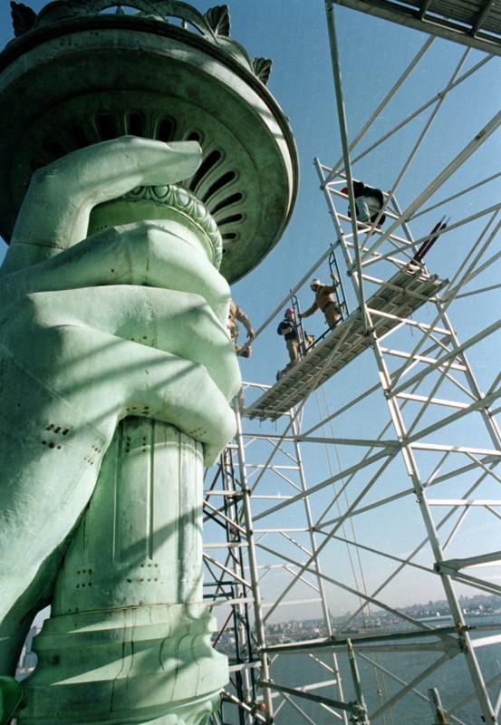 ETATS-UNIS - La Statue de la Liberté 1ec9d656