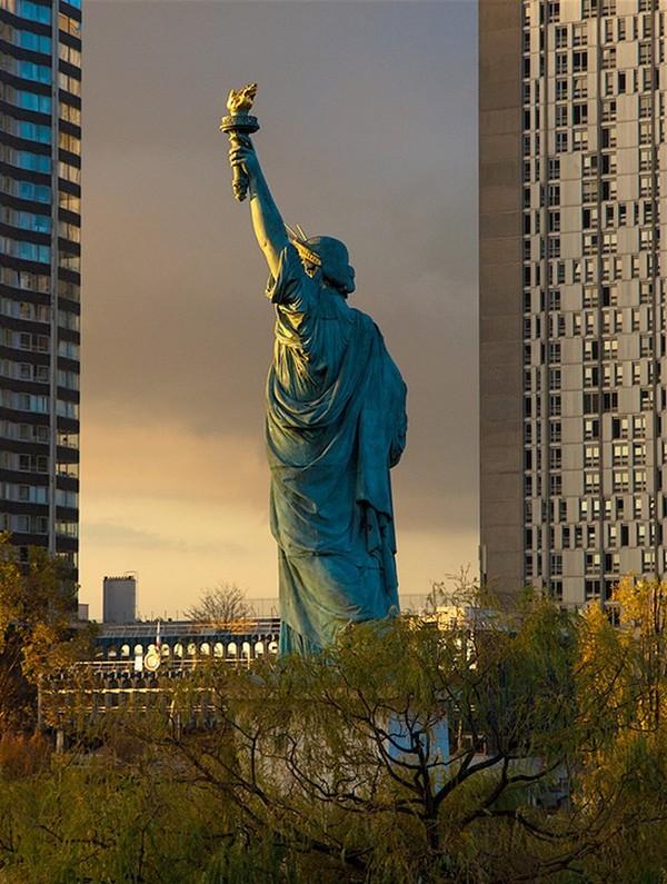ETATS-UNIS - La Statue de la Liberté 2295a8d0