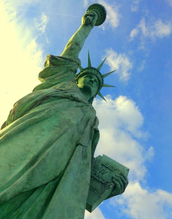 ETATS-UNIS - La Statue de la Liberté 24296528