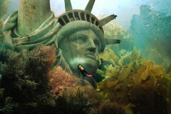 ETATS-UNIS - La Statue de la Liberté 26d98836