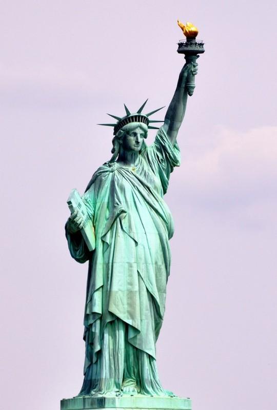 ETATS-UNIS - La Statue de la Liberté 46e09a8f