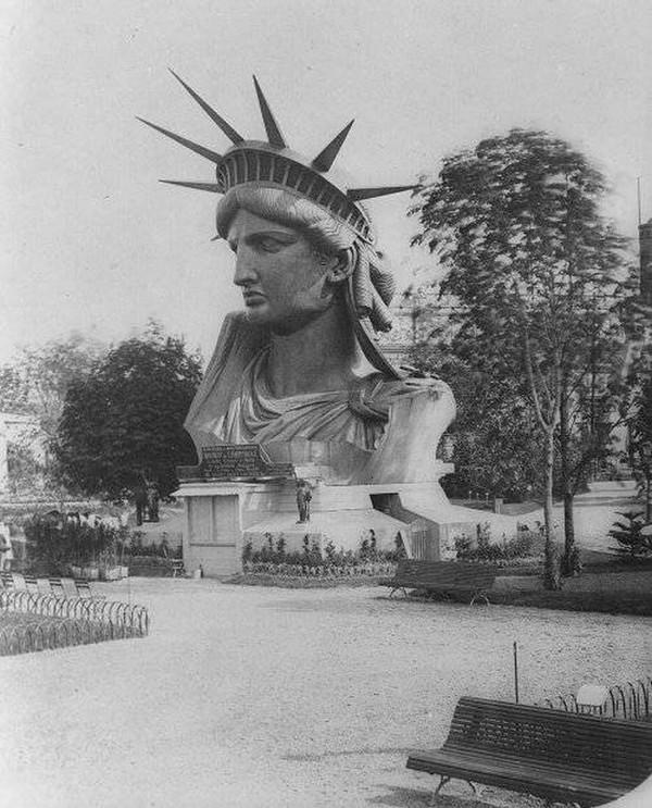 ETATS-UNIS - La Statue de la Liberté 4d3e770d