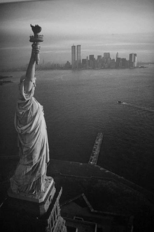 ETATS-UNIS - La Statue de la Liberté 8be010f0