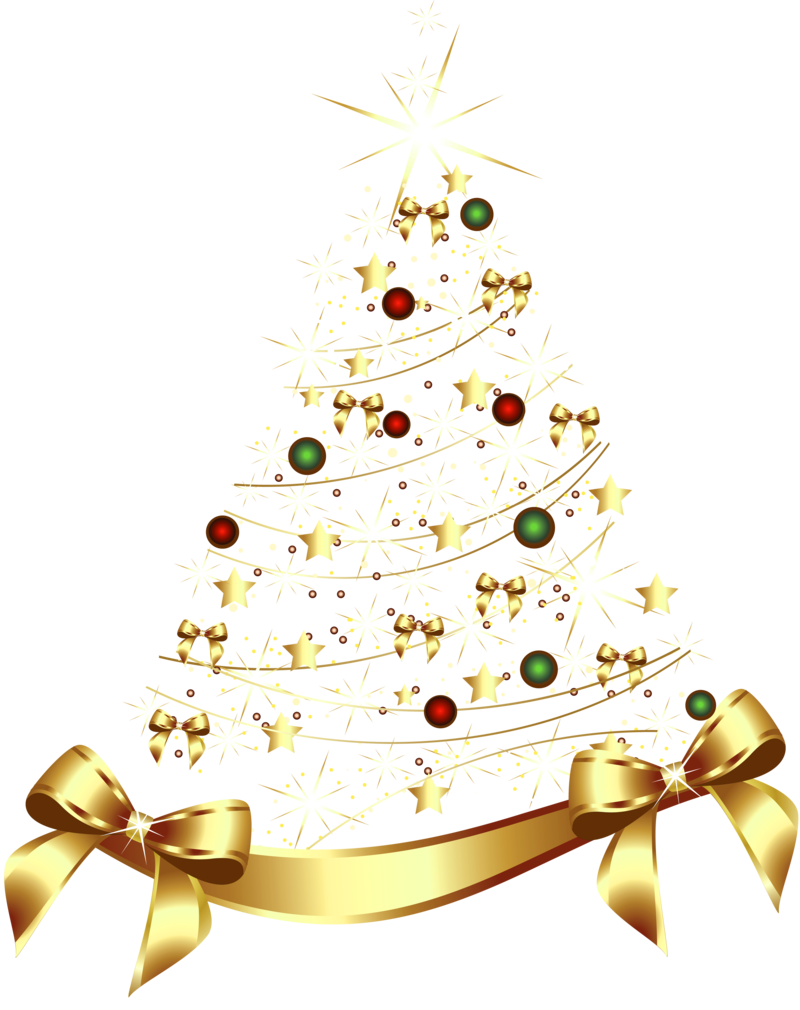 Large_Transparent_Gold_Christmas_Tree_with_Gold_Bow_PNG_Clipart_1.png