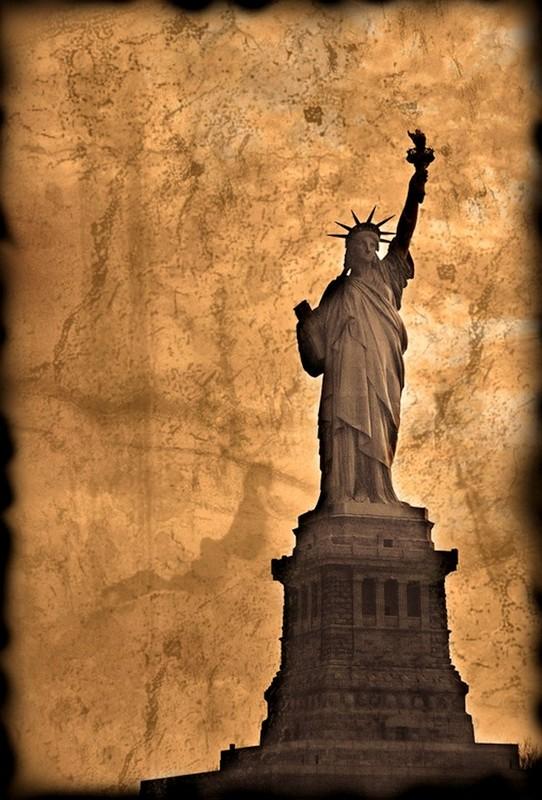 ETATS-UNIS - La Statue de la Liberté C71fce62