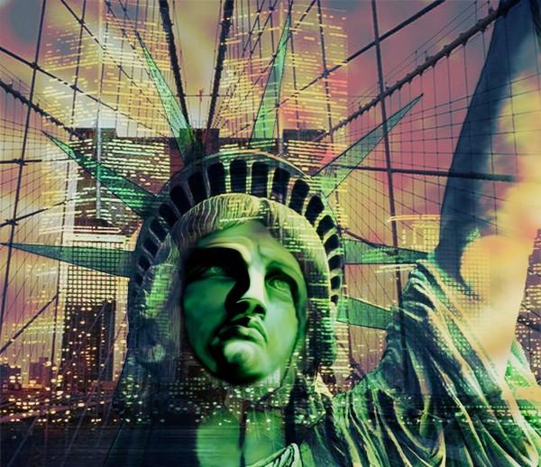 ETATS-UNIS - La Statue de la Liberté Ded0a39d