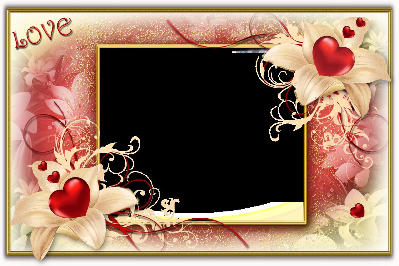Love Frame Png Transparent Images 1293: CADRE