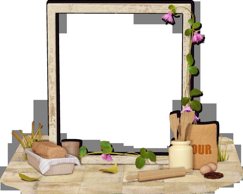 entete ou cadre pour recette. Black Bedroom Furniture Sets. Home Design Ideas