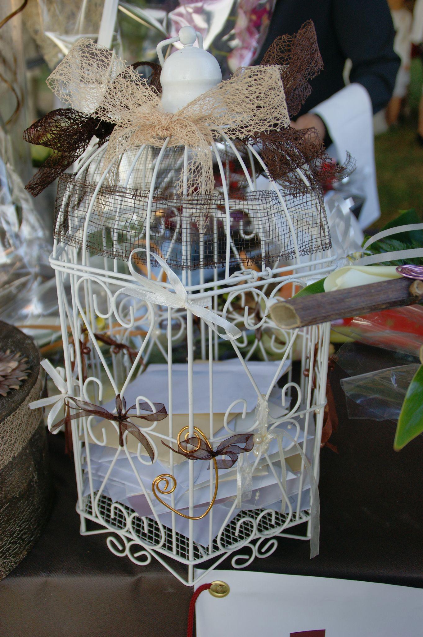 Le passe temps de rose page 10820 for Decorer une cage a oiseaux