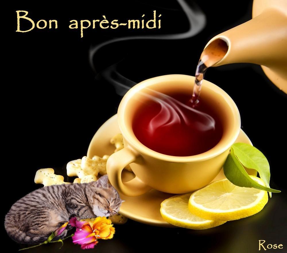 Picmix Bon Cafe Apres Midi