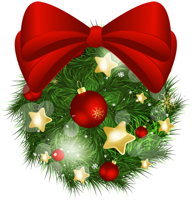 16 transparent christmas bells with red bow clipart png memes memes